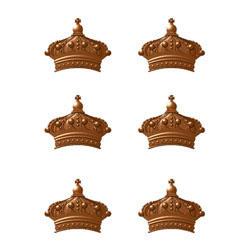 Royal Crown Chocolate Mold