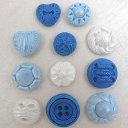 Small Button Silicone Mold