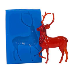 Silicone Mold Stag