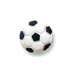 Sugar Soccer Balls, Set of 12