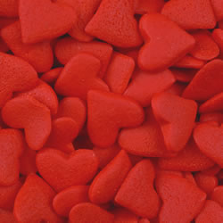 Jumbo Hearts Sprinkles
