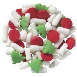 Sprinkles Festive Flurry Mix, 3.5 oz jar