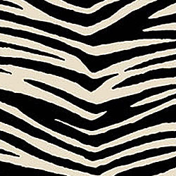 Zebra Chocolate Transfer Sheet