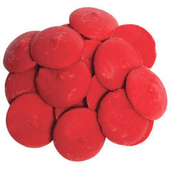 Red Confectionery Coating