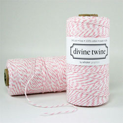 Divine Twine Cotton Candy Pink