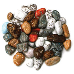 Chocolate Candy River Rocks