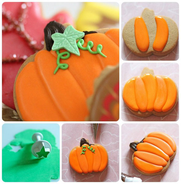 Pumpkin Cookies How-To