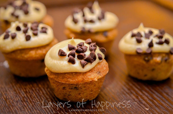 Mini Whole Wheat Maple Pancake Muffins Recipe
