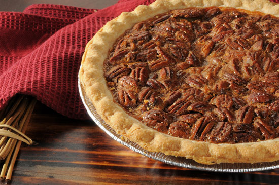 Cinnamon Pecan Pie Recipe
