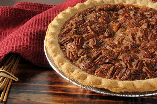 Cinnamon Pecan Pie Recipe