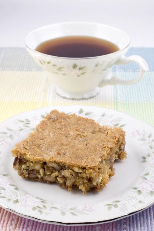 Cinnamon Apple Pecan Squares Recipe