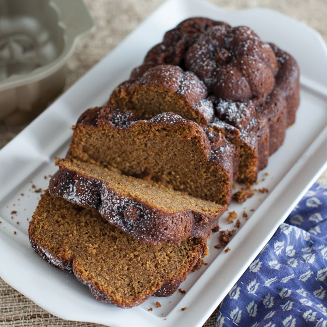 Spiced Pumpkin Loaf Recipe