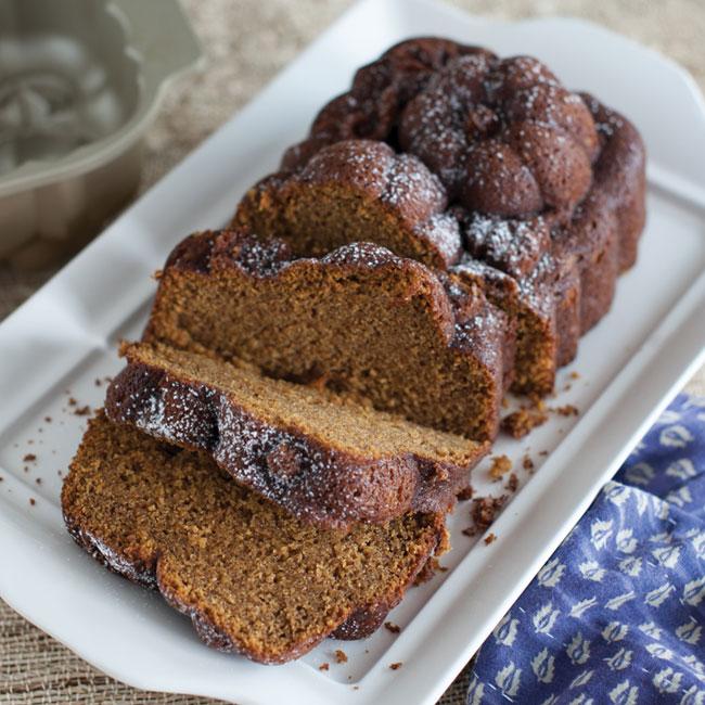 Spiced Pumpkin Loaf Recipe