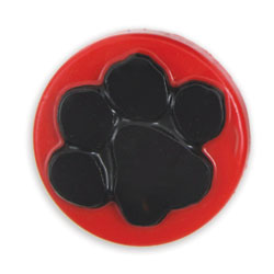 Paw Print Chocolate Covered Oreos Mold