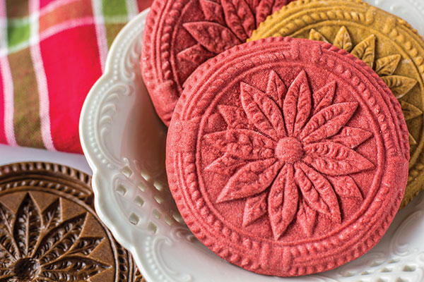 Red Velvet Springerle Cookie Recipe