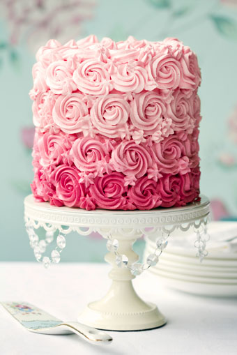 Rose Flavored Frosting Recipe