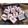 Chinese Mahjong Tiles Wafer Paper