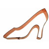 Cookie Cutter High Heel Copper