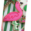 Cookie Cutter Flamingo Tin