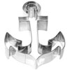 Cookie Cutter Boat Anchor Stainless Steel