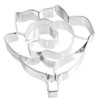Cookie Cutter Rose Stainless Steel