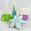 Science Lab Cookie Cutter Set
