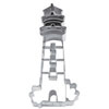 Cookie Cutter Lighthouse Stainless Steel