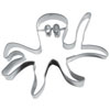 SALE!  Cookie Cutter Octopus Stainless Steel