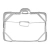 Cookie Cutter Suitcase Stainless Steel