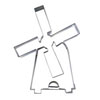 DP!   Dutch Windmill Cookie Cutter