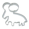Cookie Cutter Zodiac Sign  Aries Stainless Steel