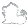 Cookie Cutter Zodiac Sign Leo Stainless Steel