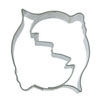 Cookie Cutter Zodiac Sign Pisces Stainless Steel