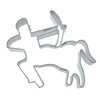 Cookie Cutter Zodiac Sign Sagittarius Stainless Steel