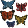 Cookie Cutter Butterflies Texture Set