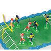 Football Players with Goalpost Cake Decoration