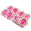 Pink Diva Designs Edible Sugar Cake Jewels