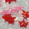 Edible Sugar Stars Valentine Mix, Set of 36