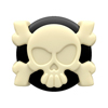 Chocolate Covered Oreos Pirate Skull Mold