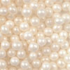 2mm Edible Pearls Ivory, 2 oz jar