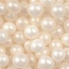 5mm Edible Pearls Ivory, 2 oz jar