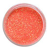 Disco Dust Miami Orange, 2 gram jar