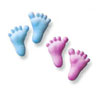 Sugar Baby Feet, Set of 10