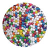 Nonpareils Rainbow, 4 oz jar
