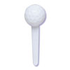 Golf Balls Cupcake Picks, Set of 12