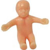 King Cake Baby Cupcake Decorations, Set of 12