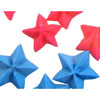 Icing Patriotic Star Assortment, set of 24