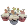 Fondant Cute Babies Assortment Set of 12