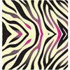 Crazy Zebra Chocolate Transfer Sheet
