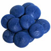 Confectionery Coating, Dark Blue, 1 lb Bag